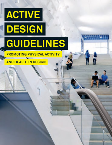 couverture-de-l'active-design-guidelines