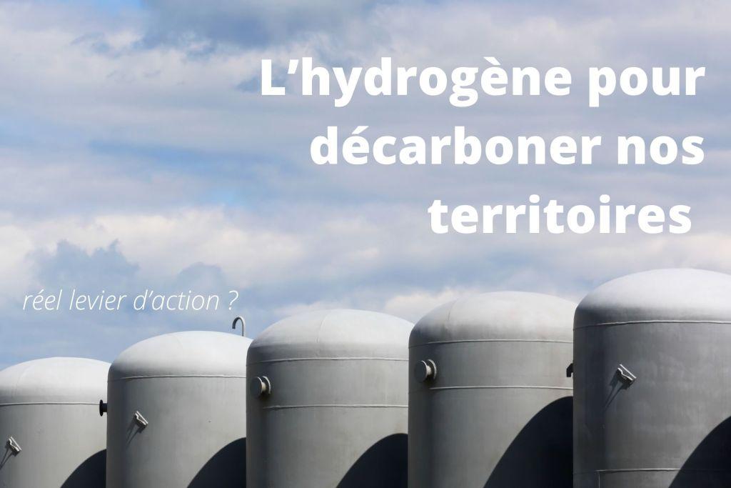 image de réservoirs de stockage d'hydrogène