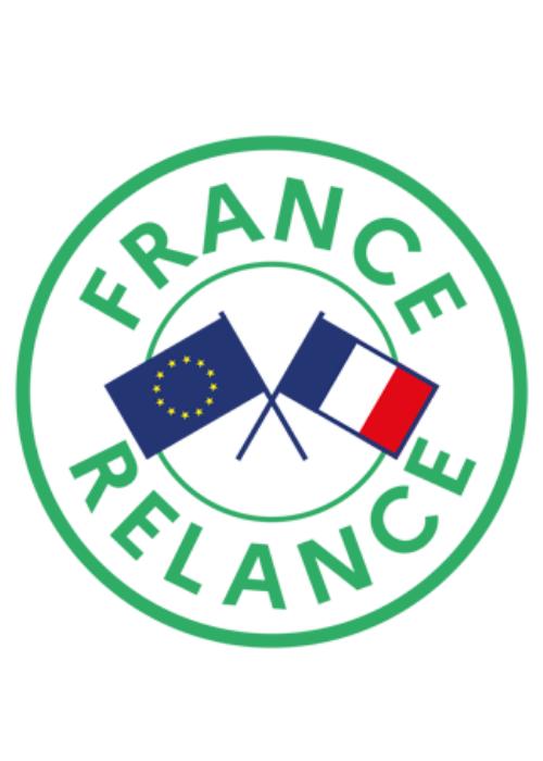 logo du plan france relance lancé par l'état français