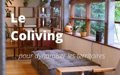 Une solution immobilière pour dynamiser les territoires, le potentiel du coliving