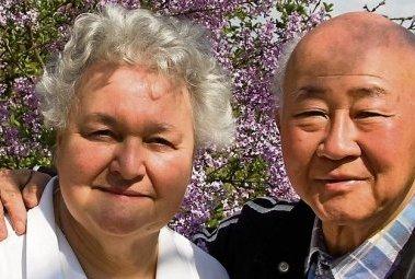 Claudine et Vinh LUU