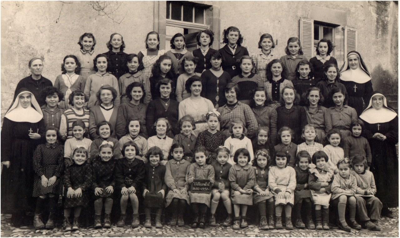 1950-1951 Villecomtal