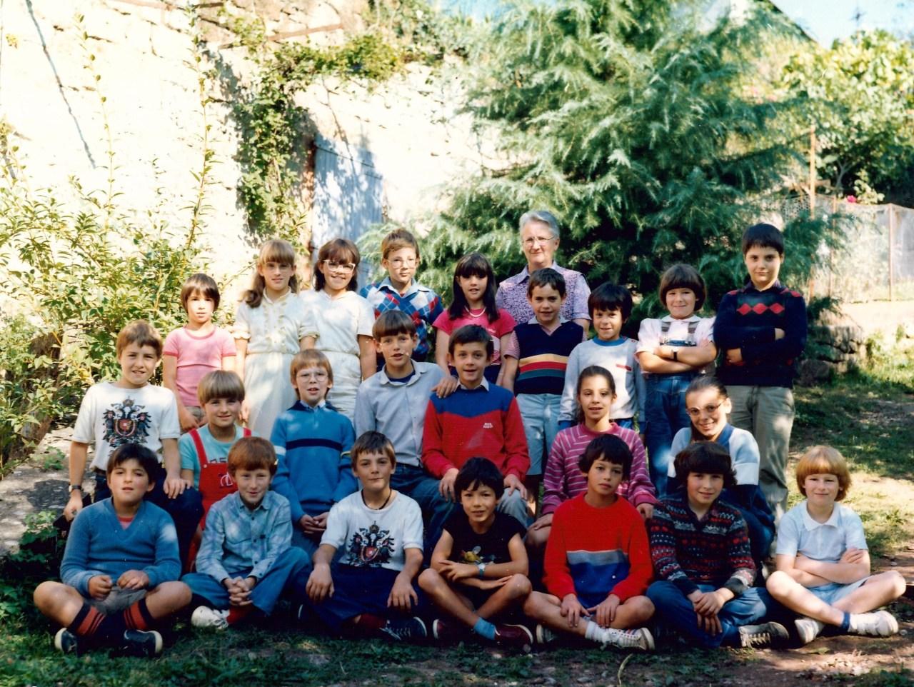 1981-1982 Villecomtal
