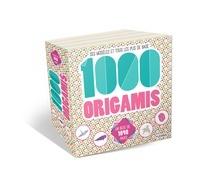 1000 origamis - Des modèles et tous les plis de base (Broché) - Mayumi Jezewski, Guillaume Pô