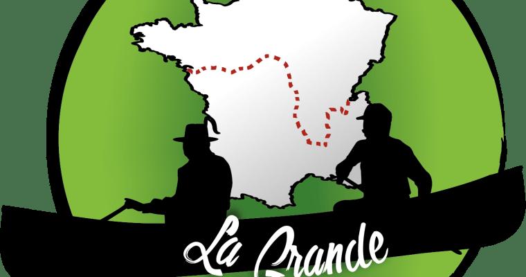 "La ""Grande Traversée"" : a 1400 km canoe trip."