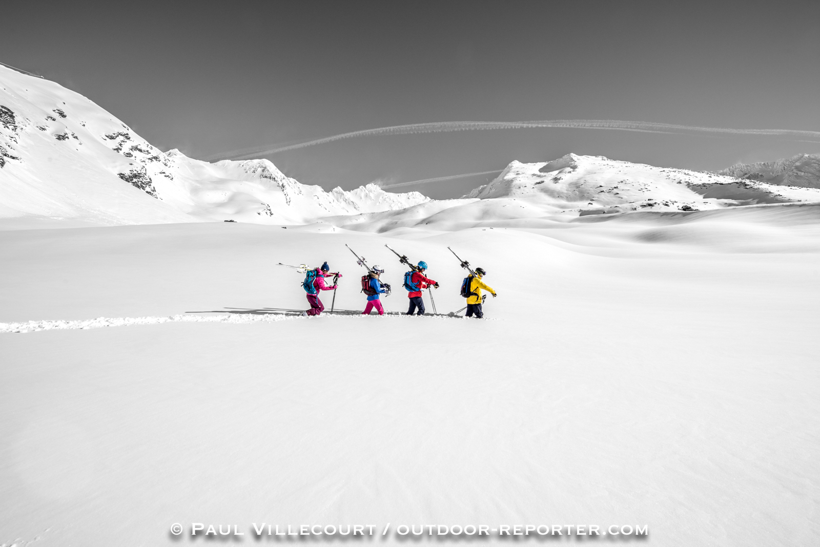 Mission Val Thorens.