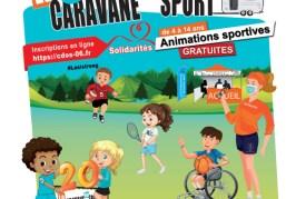 Retour en images - 20 ème édition de la Caravane du sport