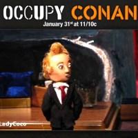 Yeni Bir Televizyonculuk Deneyimi: Occupy Conan
