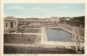 parc des sports piscine bains douches
