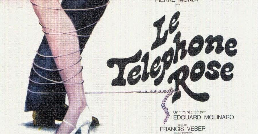 affiche film telephone rose