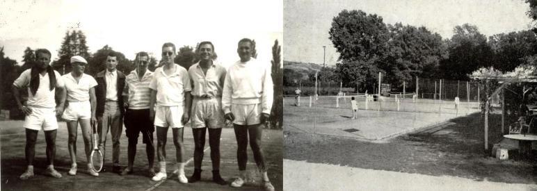 equipe tennis