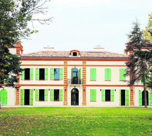 façade du château aujourd'hui