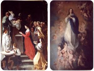 peintures eglise magnanac