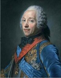 portrait Fouquet