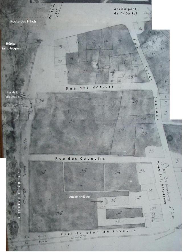 plan hopital