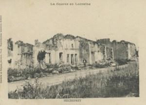 ruines seicheprey