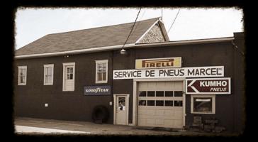 Service de Pneus Marcel