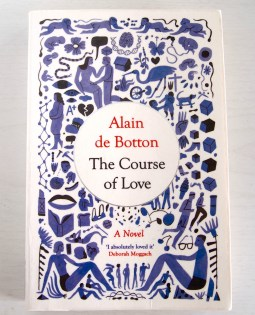 Reading March books - The Course of Love