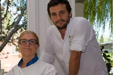 Pilar Pedrosa y Alfonso Fierro de Villoldo