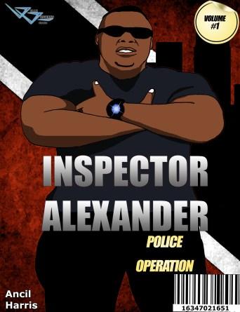 inspector alexander cover
