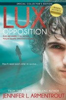 Review: Opposition (#5, Lux) by Jennifer L. Armentrout