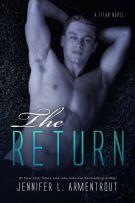 Review + Excerpt: The Return (#1, Titans) by Jennifer L. Armentrout