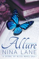 Review: Allure (#2, Spiral of Bliss) by Nina Lane