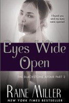 Review: Eyes Wide Open (#3, Blackstone Affair) by Raine Miller