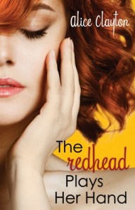 redhead plays her hand cover