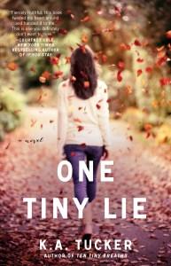 Tucker_One-Tiny-Lie-cover