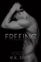 Review: Freeing (#1.5, Fading) by E.K. Blair