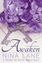 Review: Awaken (#3, Spiral of Bliss) by Nina Lane