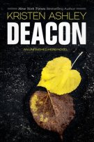 Review: Deacon (#4, Unfinished Hero) by Kristen Ashley
