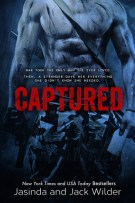 Review: Captured (#2, Wounded) by Jasinda and Jack Wilder
