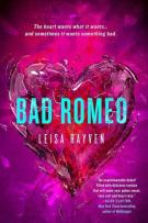 Review: Bad Romeo (#1, Starcrossed) by Leisa Rayven