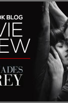 Fifty Shades of Grey Movie Review + Giveaway