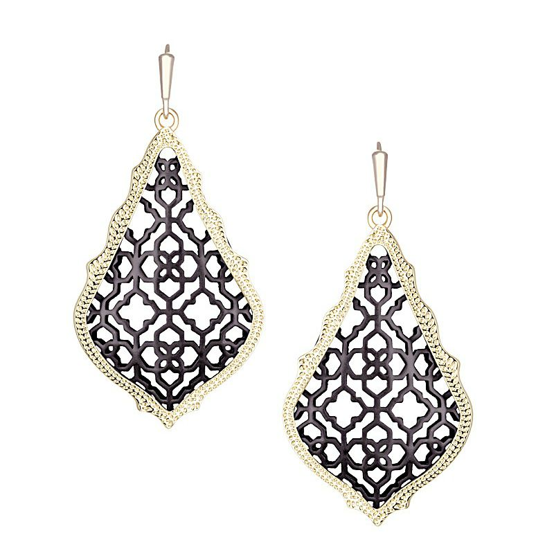 addie-earring-gold-gunmetal