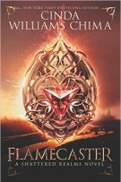 Review: Flamecaster (#1, Shattered Realms) by Cinda Williams Chima