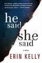 Review: He Said/She Said by Erin Kelly