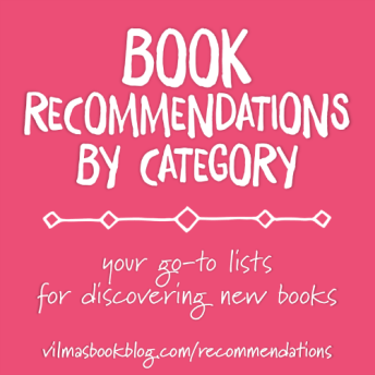 book recs by category