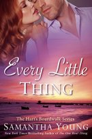 Review: Every Little Thing (#2, Hart's Boardwalk) by Samantha Young