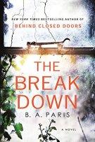 Review: The Breakdown by B.A. Paris