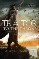 Review: Traitor to the Throne (#2, Rebel of the Sands) by Alwyn Hamilton