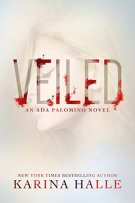 Review: Veiled by Karina Halle