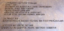 Landmarke Lausitzer Seenland