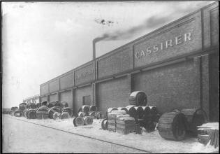 Ostseite in den 1930er Jahren