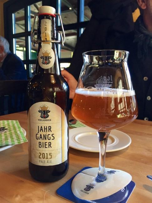 Jahrgangsbier 2015 Pale Ale