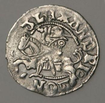 Pinigų muziejaus moneta
