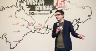 """""""Misija Sibiras"""" fotografijų paroda """"10 metų gyvos istorijos"""""""