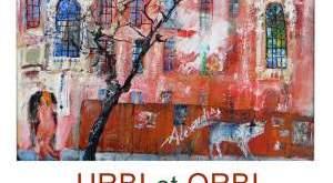 """Aleksandro Vozbino tapybos paroda """"Urbi et Orbi"""""""